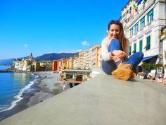 Visitar Camogli http://subealavionconmigo.blogspot.it