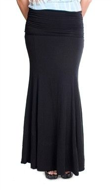 Laluna Couture - Hard Tail scrunch waistband dress/ skirt (black), $89.00 (http://www.lalunacouture.com/hard-tail-scrunch-waistband-dress-skirt-black/)