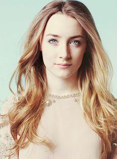 Saoirse Ronan.