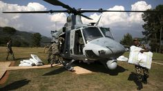 Marine Corps Helicopter Helping With Relief Effort In Nepal Still Missing Nepal  #Nepal