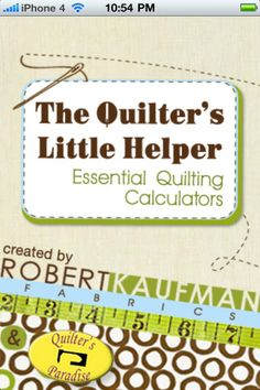 Quilter's Paradise - The Leader in Laser-Cut and Pre-Cut Kits and Services for the Quilting Market - Free Quilt Calculators