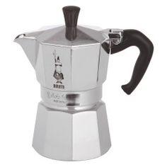 BIALETTI 3 Cup Moka Silver