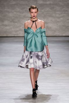 Zimmermann Fall 2014 #NYFW
