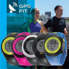 Soleus GPS Fit in all colours.