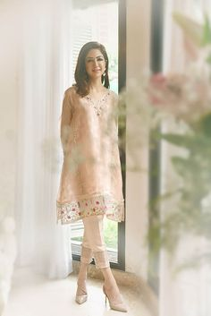 We already brought you a preview of the upcomingFarida HasanEid Formals collection, and now here's a look at the full shoot!Exhibiting exclusively on10th July at Ensemble Karachi and on 1…