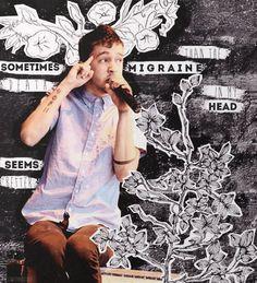 Tyler Joseph ~ Migraine ~ twenty one pilots