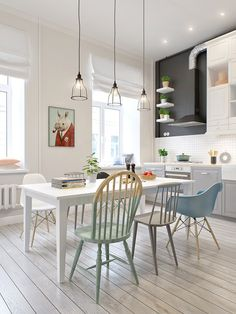 Style scandinave à St Petersbourg (PLANETE DECO a homes world)