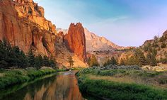 Smith Rock State Park - Oregon, USA and The Most Attractive Places You Can Visit