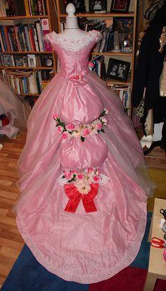 Replica: Christine's Masquerade Dress from Phantom of the Opera