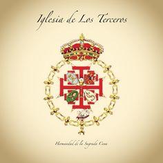 Iglesia de Los Terceros - Sede canónica de la Hermandad de la Sagrada Cena   https://es.foursquare.com/item/551799f3498e44fb4ad218c3