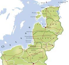 Baltikum entdecken und geniessen!