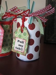 Clever Gift Wrapping Idea - Beneath My Heart