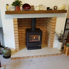 #yeoman #CL5#gas#stove#interior #gassafe #home #hearth #warm#stovax