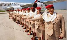 Emirates selecciona auxiliares de vuelo en Sevilla y Madrid los días 15 y 20 de abril respectivamente. Para asistir hay que registrarse en una web.