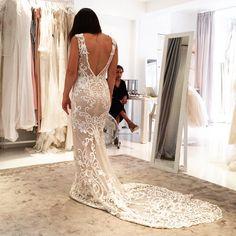 Berta bridal fitting