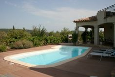Nearly new individual villa, set on hillside with stunning views. 4 bed, 3 baths, pool, walk to lively village 10 mins!  €385,000/£306,730