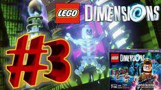 LEGO Dimension FR Story Pack S.O.S Fantomes 2016 Episode #3