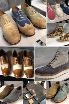 Grenson shoes- cork? Yes please!!!!!!