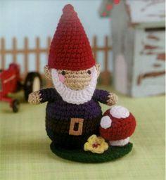 Amigurumi Santa