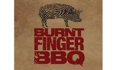 Burnt Finger BBQ logo