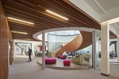 Gallery of Kapor Center for Social Impact / Fougeron Architecture - 6