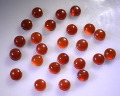 Red onyx loose Stone 1 Pieces 6 x 6 mm Round Red cabochon Gemstone in Jewellery & Watches, Loose Beads, Gemstone | eBay