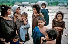 Indigenous children at risk