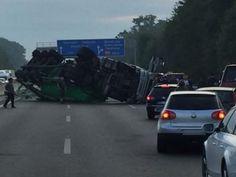 LKW-Fahrer überlebt Unfall auf der A5 bei Rastatt Süd nicht | HITRADIO OHR