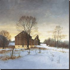 Breaking Light Stretched Canvas Print by Ray Hendershot at AllPosters.com
