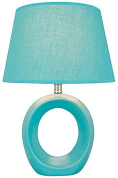 Lite Source Kito Blue 15 3/4-Inch-H Table Lamp #interior_design #table_lamp See more... http://www.eurostylelighting.com/table+lamps-category/search.htm