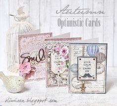 Optimistic Cards *DT Maja Design* - Scrapbook.com