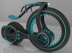 Dear Santa: The Futuristic Hybrid Bike | 42 Awesome Kid Things That Adults Secretly Wish They Could Have