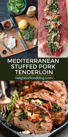 Make an easy dinner recipe the whole family will love. Grab this juicy pork recipe and watch how simple this dinner recipe can be!  Click through to grab this simple pork recipe today! || NeighborFood #pork #porktenderloin #porkrecipes #dinnerrecipes #neighborfood