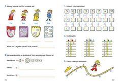 Mozaik Kiadó - Matematika gyakorló feladatok 1. osztály - Kisokos képességfejlesztő munkafüzet (20-as számkör) Word Search, Words, Horse