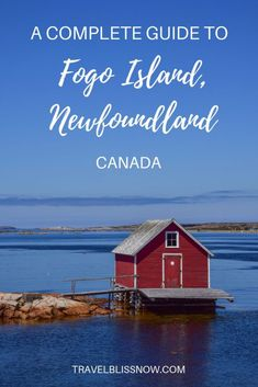 Everything you need to know to plan an unforgettable visit to the wild Fogo Island Newfoundland in Canada. Includes things to do and see where to stay where to eat how to get there and what to bring. Fogo Island Newfoundland, Newfoundland And Labrador, Pvt Canada, Visit Canada, Ottawa, Quebec, Toronto, Alberta Canada, Montreal Canada