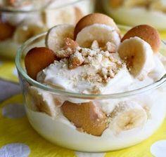 Copycat Magnolia Bakery Banana Puddding