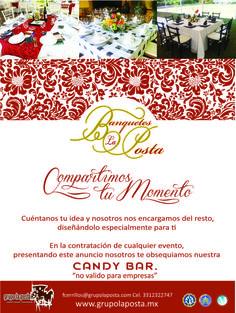 Banquetes, Grupo La Posta