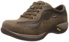 Dansko Womens Chantal OxfordBrown Milled Nubuck37 EU657 M US *** To view further for this item, visit the image link.