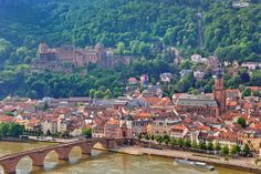 Heidelberg - Most Beautiful and Underrated Cities in Europe