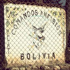 Comandos Anfibios de #Bolivia