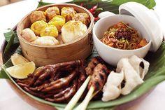 Asian Street Food Sampler