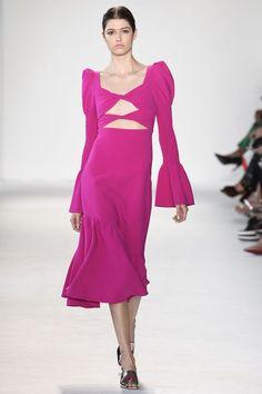 Christian Siriano Spring/Summer 2018 Ready To Wear   #NYFW #British Vogue
