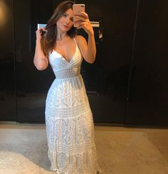 Summer Fashion Outfits, Chic Outfits, Fashion Dresses, Urban Fashion, Boho Fashion, Fashion Beauty, Bridal Outfits, Beautiful Gowns, Dress To Impress