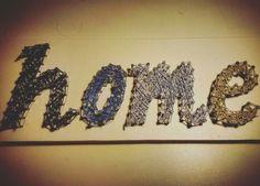 String art-billede til skoleprojekt .  #school #project #stringart #home #garn #søm #beautiful #pretty #lovely #colors #nice #amazing #toocool #fantastic #super #vibes #copenhagen #hvidovre #happiness #happy #pædagog #pædagogik #skole #studie #sjovt #fun #udfoldelse #uccsydhavn #pædagogstuderende #modulB