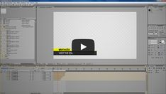 clean and simple lower thirds video tutorial