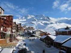 Courchevel, #France - #Travel Guide