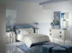 dco chambre fille de vos rves mignone bleue chambre ado fille - Photo Chambre Pour Adolecen De 16ans Bleu