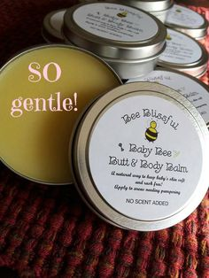 Hey, I found this really awesome Etsy listing at https://www.etsy.com/listing/152236341/sensitive-skin-cream-baby-bee-butt-and