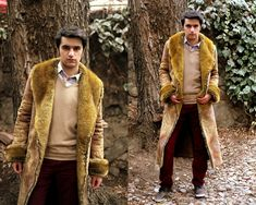 Ottoman Fur Jacket :) www.lovesfromfashion.com