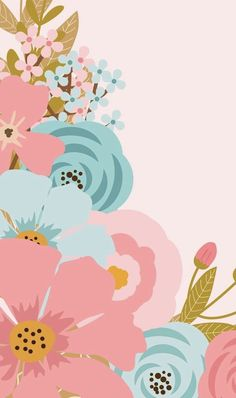 New Wall Paper Phone Vintage Backgrounds Hello Kitty Ideas Floral Wallpaper Iphone, Trendy Wallpaper, Flower Wallpaper, Pattern Wallpaper, Cute Wallpapers, Wallpaper Backgrounds, Vintage Backgrounds, Iphone Backgrounds, Cute Ipad Wallpaper